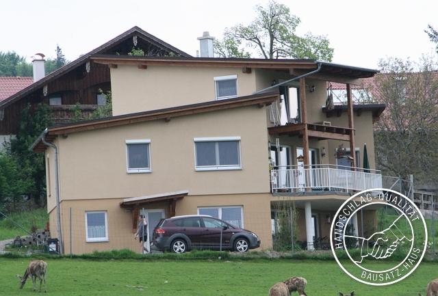 referenz Holzziegel oö pultdach architektenhaus